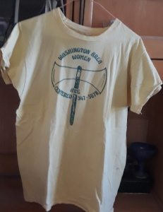 Washington Area Women's Center T-shirt